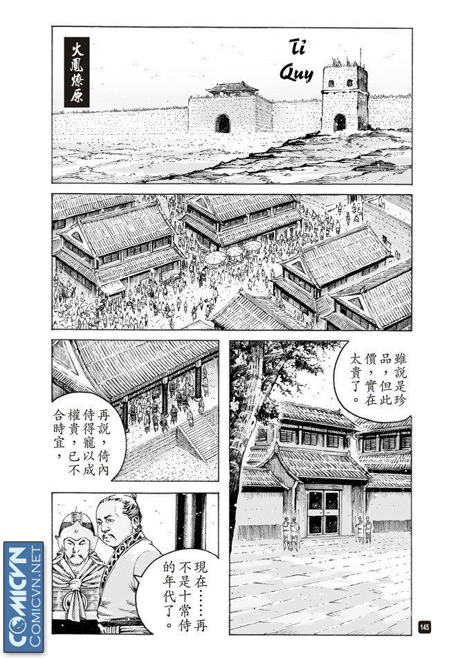 Hỏa Phụng Liêu Nguyên chap 500 Trang 2 - truyendep.com