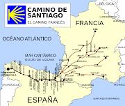 Burgos, Camino de Santiago