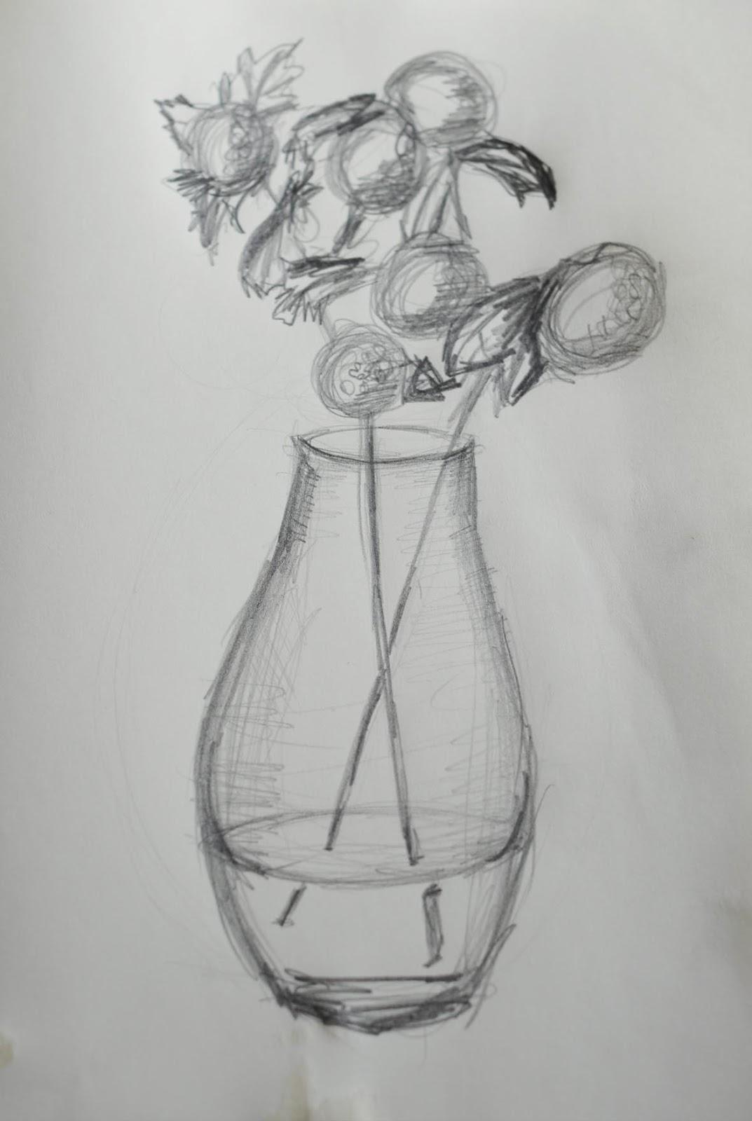 люблю рисовать карандашом,