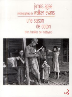 Une saison de coton – James Agee