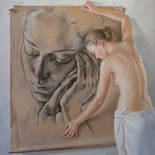 Pinturas Del Genero Desnudo Artistico