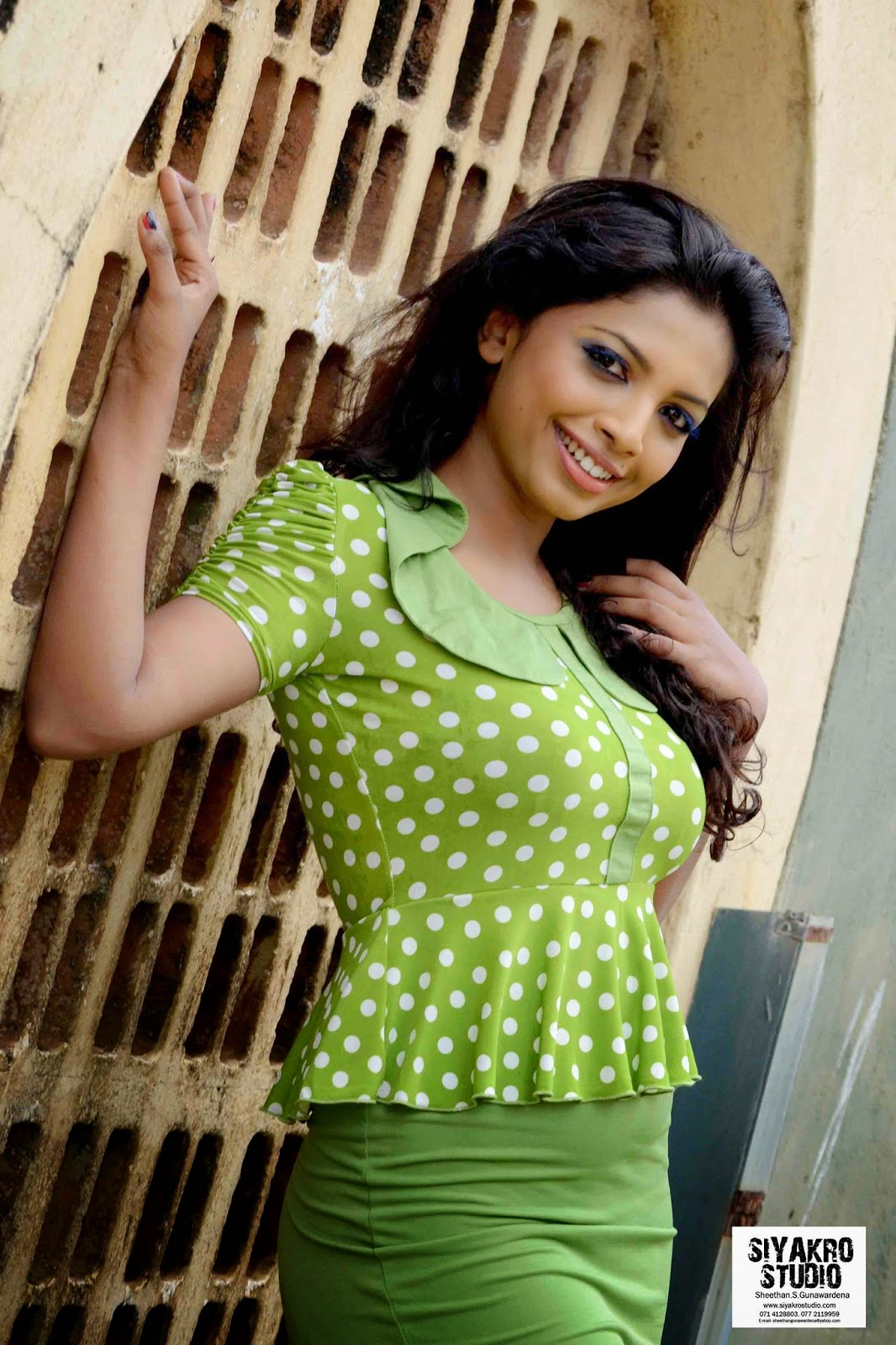 lakshika jayawardhana green