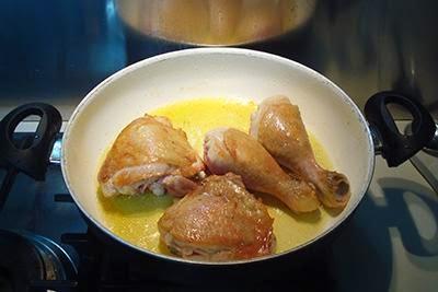 Pollo speziato al limone 2