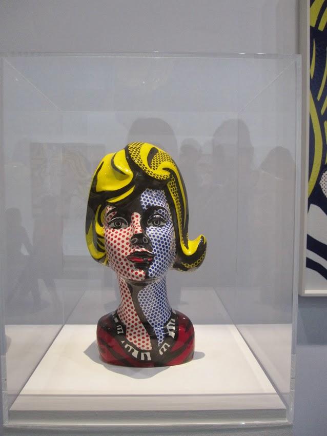 Roy Lichtenstein in Paris - Centre Pompidou - 3 juillet 2013 - 4 novembre 2013
