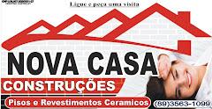 NOVA CASA CONSTRUÇÕES