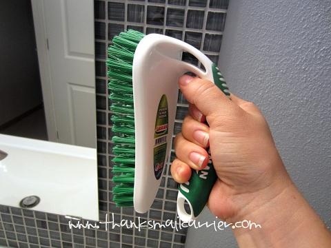 Libman scrub brush