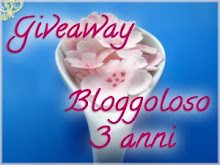 IO PARTECIPO AL GIVEAWAY DEL BLOGGOLOSO