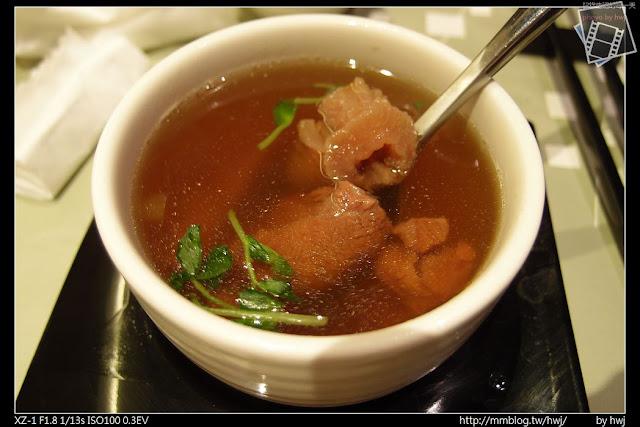 2013-05-09虎尾陶板屋 湯:百合清燉牛肉