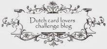 Dutch Card Lovers Challenge