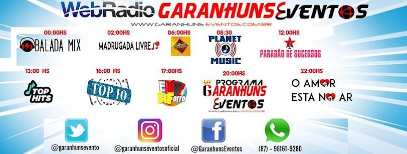 Web Radio Garanhuns Eventos