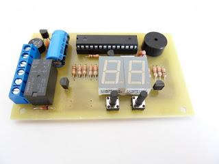 timer para PCB com AVR