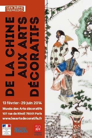 Exposition au Musée des Arts Décoratifs Paris
