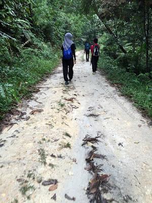 Hiking: Bukit Tajoh Anjuran OGKL