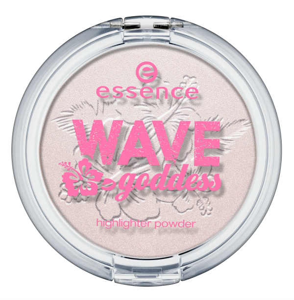 essence wave goddess – highlighter