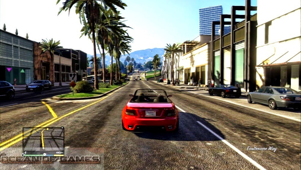 Download Grand Theft Auto (GTA) 5 Game For PC Full Version