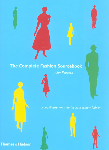 John Peacock,The Complete Fashion Sourcebook, fashion