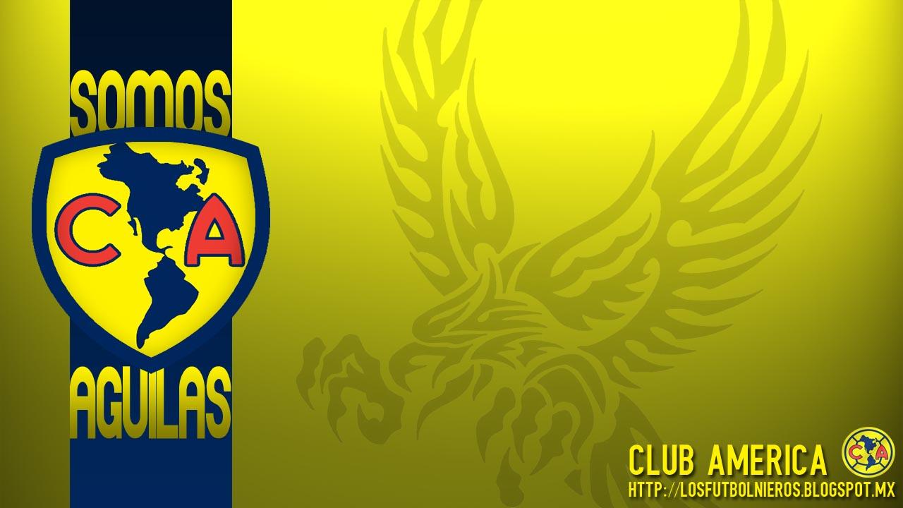 Los Futbolñeros Wallpaper Club America Somos Aguilas