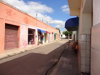 Trecho da Rua do Cruzeiro.