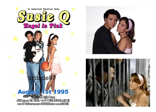 Suzy q disney movie
