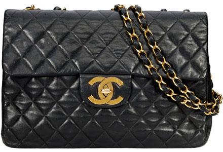 Pity, vintage coco chanel purse very