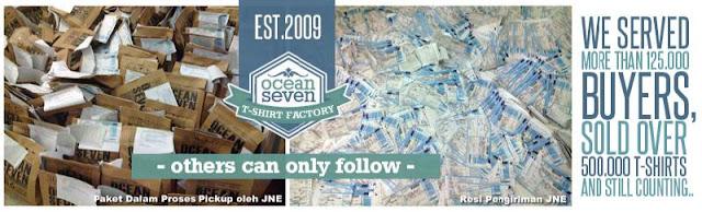 Pengalaman Ocean Seven