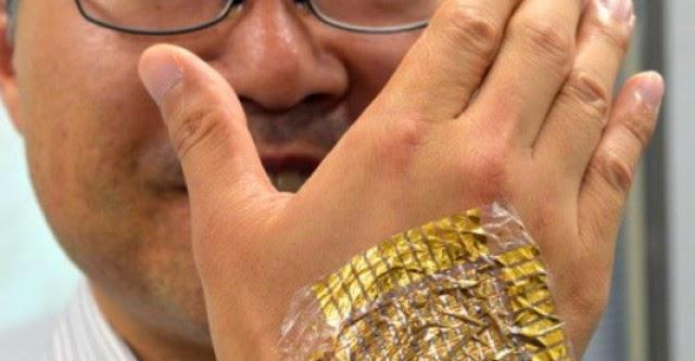 Thiết bị điện tử sẽ sớm được tích hợp trong cơ thể con người