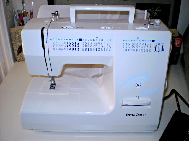 silvercrest sewing machine lidl