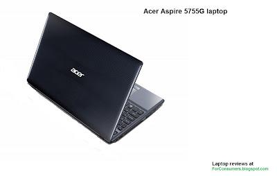 Acer Aspire 5755G laptop