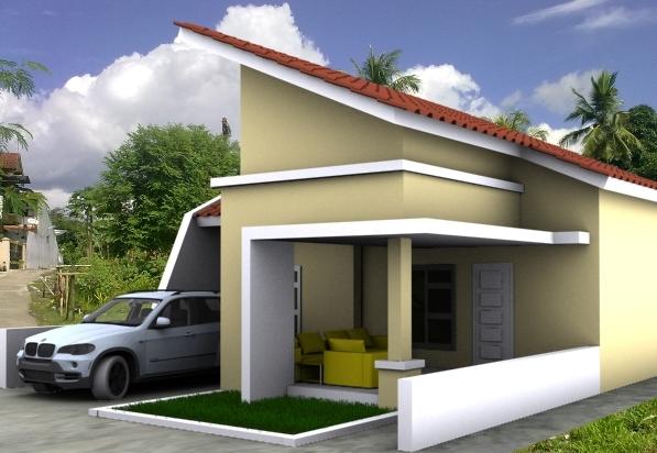 Contoh Rumah Minimalis Irit Biaya