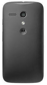 Gambar belakang Motorola Moto G