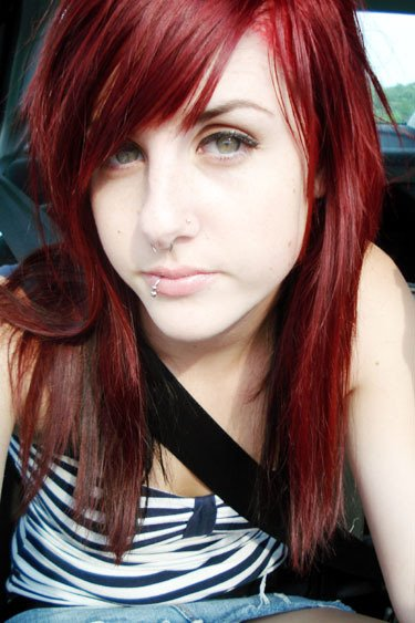 Fashion | Trend Fashion - emo Hairstyles for Girls with Long Hair 2010