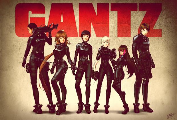 Gantz Sub Indo [Lengkap]