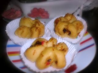 Roti Manis Buatan Ummi yang Manis ^_^