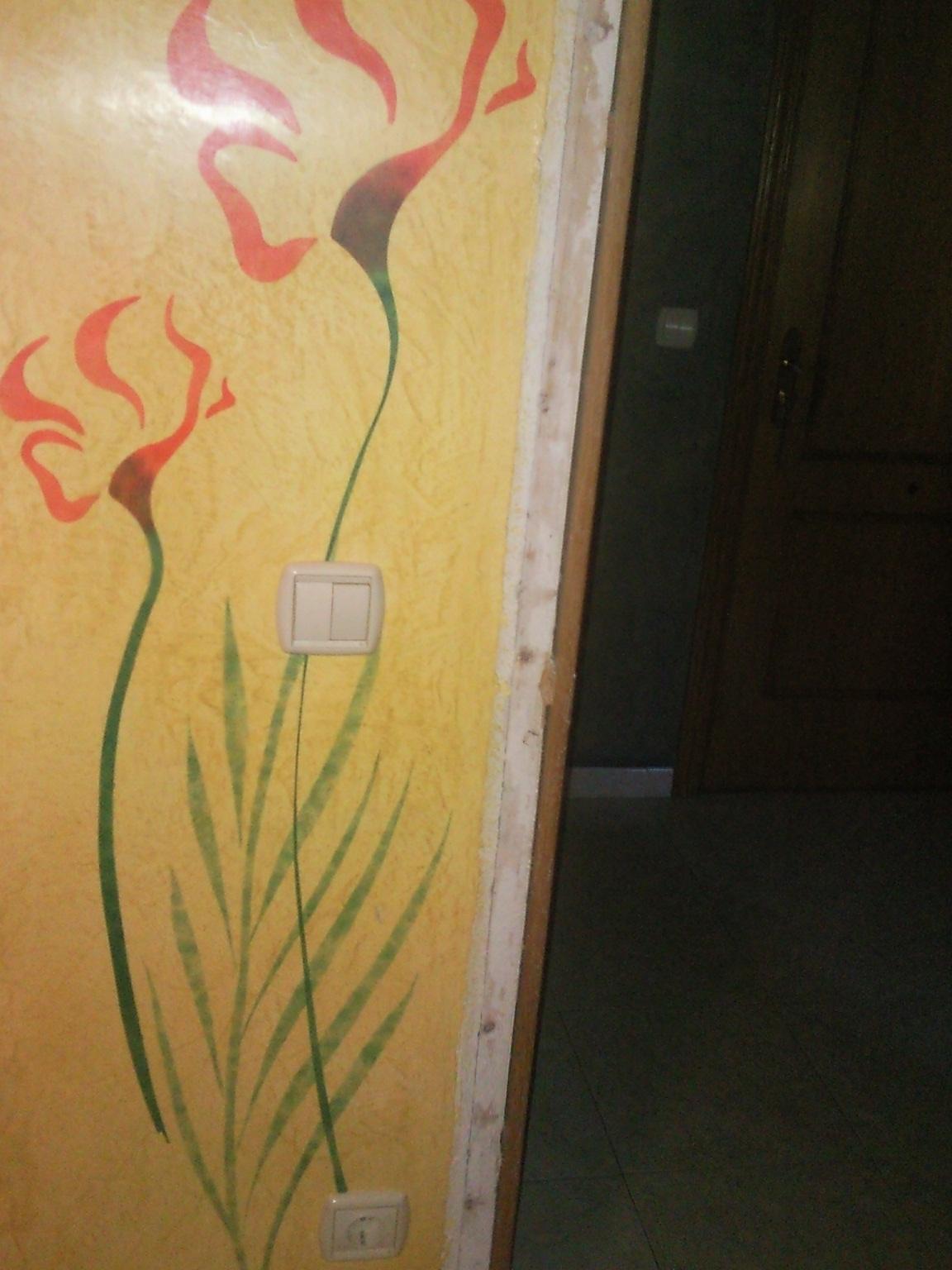 Pinturas decorativas de interior para pared y muebles - Pinturas decorativas paredes ...