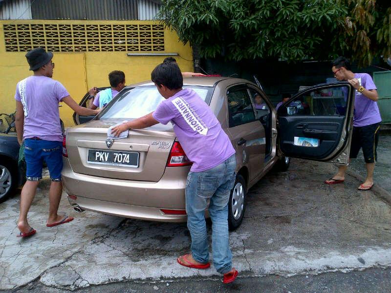 Car Wash Setapak