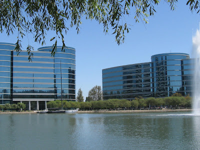 Oracle Headquarters on San Francisco Peninsula