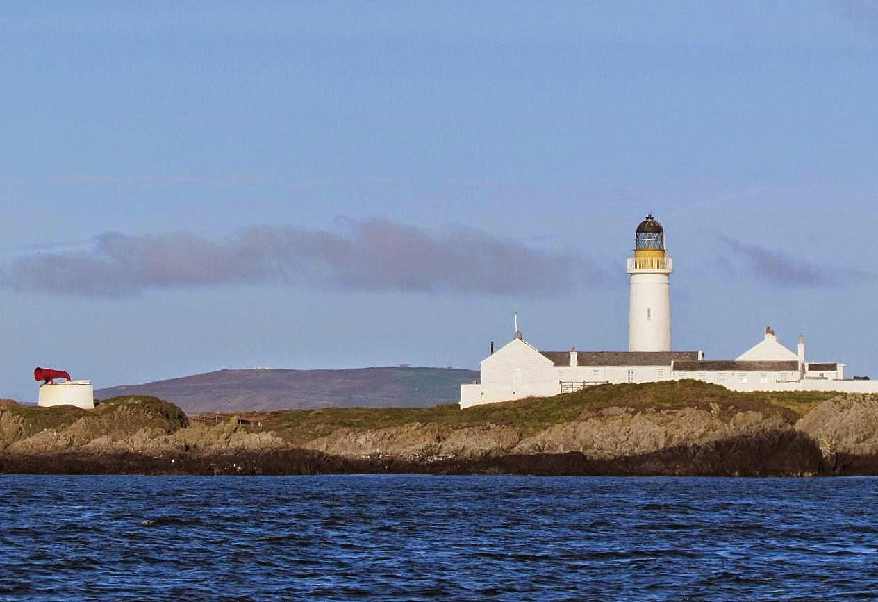 Phare de Langness (Île de Man, Royaume-Uni)
