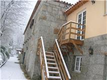 Casa rústica férias - Quinta da Guimbras