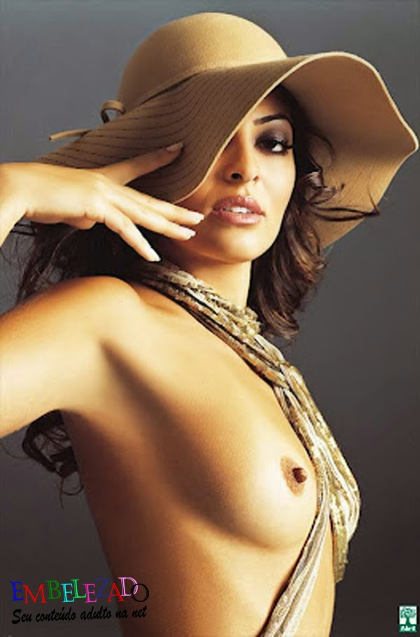 Juliana Paes Nua Pelada Na Playboy Embelezado