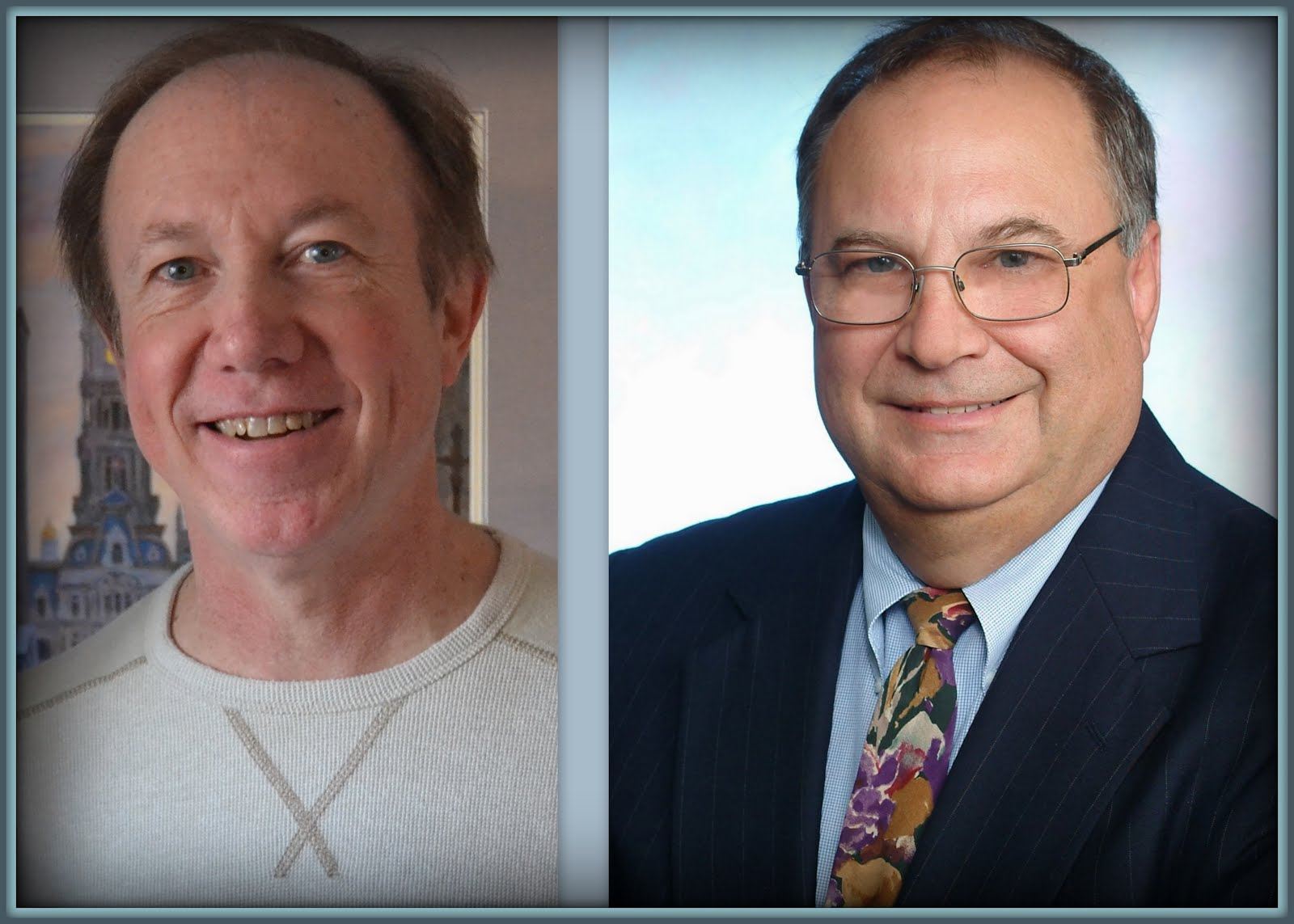 HEALING INTENTIONAL DIALOGUES with Scott Hutchinson and Glen Miller