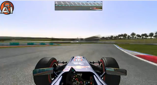 rfactor 2 F1 2012 mg lanzado beta