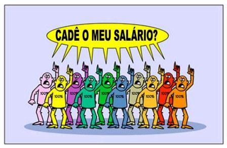 Servidores da Prefeitura de Gentio do Ouro reivindicam salários atrasados na justiça: