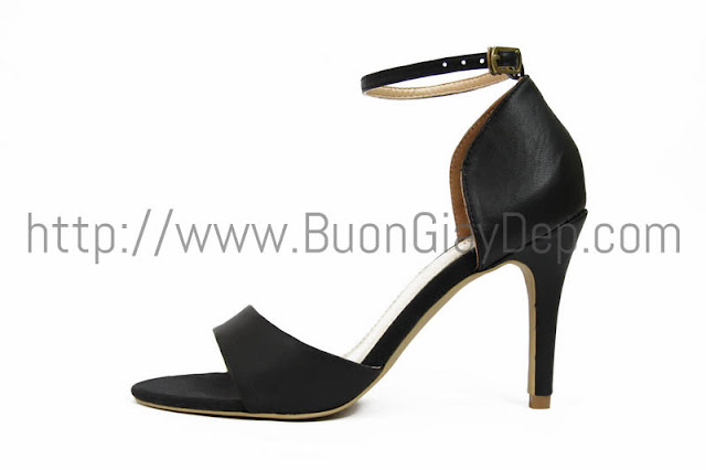 Cung cấp buôn giày nữ hàng VNXK, chất liệu da dê