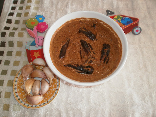 how to make brinjal gravy