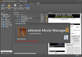 eXtreme Movie Manager 8.1.2.0