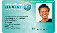 بطاقة هوية الطالب الدولية ISIC