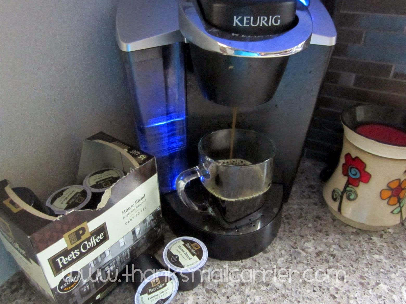 Peet's k-cups