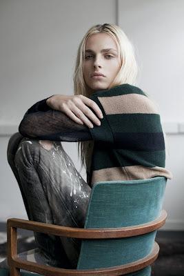 雌雄同體超模 Andrej Pejic