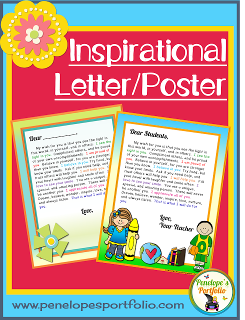 https://www.teacherspayteachers.com/Product/Welcome-Letter-2028134