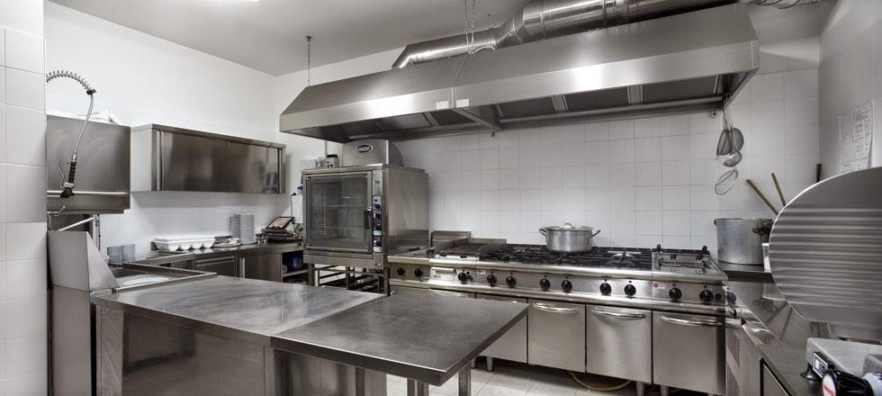 Allforfood con le attrezzature per la ristorazione di - Cucine professionali per ristoranti ...